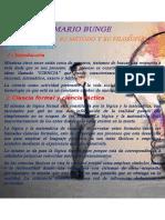 """MARIO BUNGE- """"LA CIENCIA- SU MÉTODO Y SU FILOSOFÍA"""""""