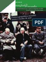 Ordem e Geopolitica Mundial