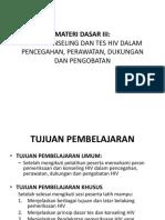 Materi Dasar III