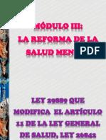 RAC Salud Mental 3a Reforma SM