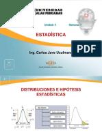 Psicología - Estadística - Semana 7