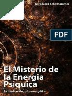 Schellhammer Eduard - El Misterio de La Energia Psiquica