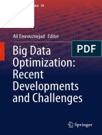 (Studies in Big Data 18) Ali Emrouznejad (Eds.)-Big Data Optimization_ Recent Developments and Challenges-Springer International Publishing (2016)