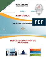 Psicología - Estadística - Semana 5