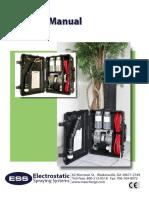 AC139 Electrostatic Sprayer