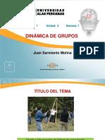 Semana 7- Diseño y Organización de Talleres
