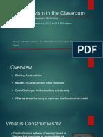 constructivism team6 pptx