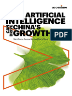 Accenture How Artificial Intelligence Can Drive Chinas Growth