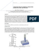 Analysis of Post-tensioned Precast Segmental Bridge Piers Reinforced With Steel and FRP Bars-Accepted Version