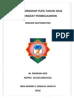 Rpp 1 Induksi Matematika