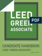 Leed v4  Associate Candidate Handbook