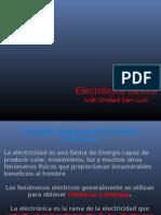 electrónica pres