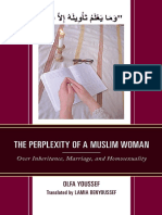 The Perplexity of a Muslim Woman - Youssef, Olfa; Benyoussef, Lamia;