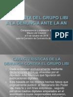 Comparecencia Ante Asamblea Nacional Mauro Libi Crestani