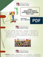 CLASS 1. Manejo de Equipos Topograficos