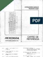 Tk2000 Cartao Ref