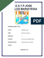 Informe 5 Para CD
