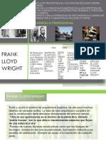 Arquitectura Organica Historia