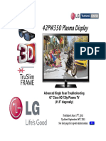Lg 42pw35 - Training Manual & SMPS PN EAY62170901.pdf