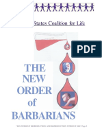 The New Order of Barbarians