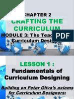 Ppt of Curriculum Development