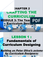 Ppt of Curriculum Development