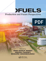 Biofuels, Production and Future Perspectives (2017)
