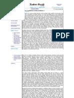 Kashmir's Contribution to Indian Aesthetics-I