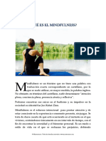Qué Es El Mindfuless TRES
