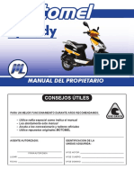 Motomel Speedy 50cc