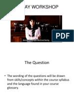essay workshop -3