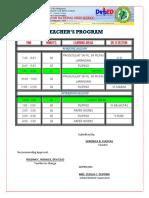 Teacher Class Program.veroN