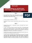 Pravilnik o radu Komisije za vrednovanje rada sudija i predsednika sudova