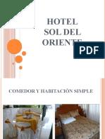 Hotel Sol Del Oriente
