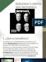 TEMA 5. Metafísica