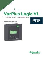 Manual VarPlus Logic 2016 RO