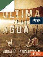La Ultima Gota de Agua - Jonaira Campagnuolo