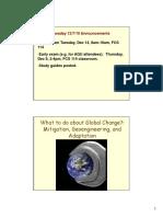 GC10 Geoengineering