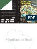 Livro Completo Mamíferos Do Brasil Editável