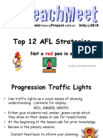 12 AFL Strategies Teach Meet (1)
