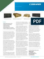 Dacs Amu50 - Datasheet