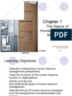 chapter 1- human resource management