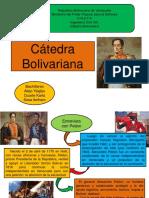 Catedra Bolivariana. 23.03.2017