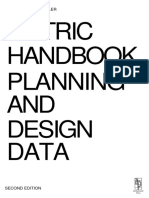 Metric handbook - planning and design data. 2nd edition. Part 0 - Contents. (1 of 48).pdf