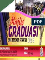 Backdrop Graduasi2016