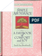 Simple Abundance Sarah Ban Breathnach