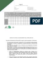 FORMULARIO RH1