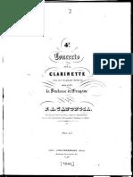 Concerto nº 4 pour la clarinette by J. A. Canongia.pdf