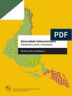 Lischetti (2013) Universidades Latinoamericanas. Compromiso Praxis e Innovación