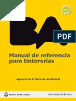 Manual de Referencia Para Tintorerias